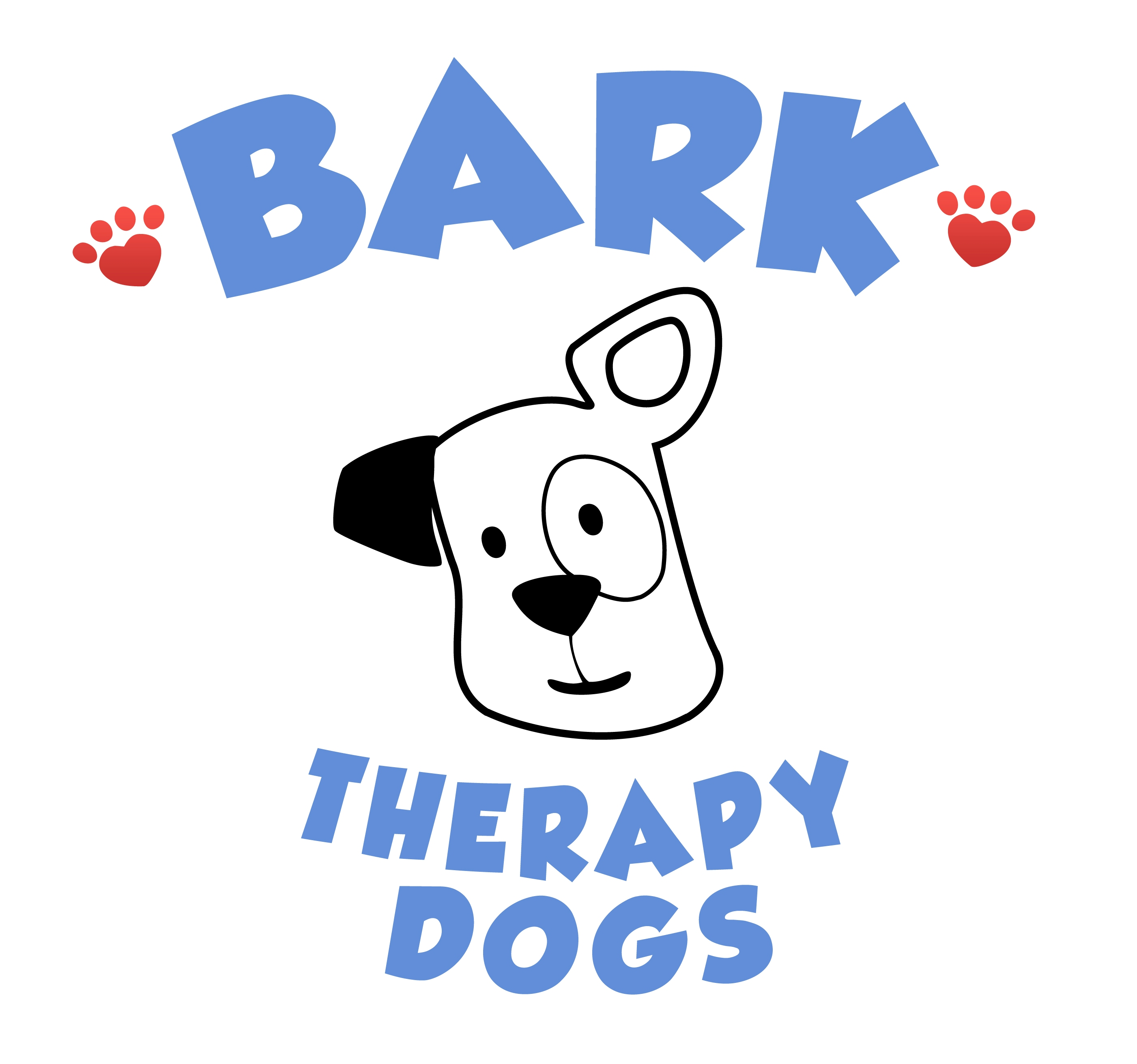 Bark Therapy Dogs